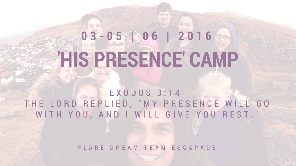 Flare Youth Camp